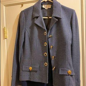 St John sweater suit